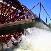Dix Engineering wins tender to upgrade paddle wheel for Murray Princes