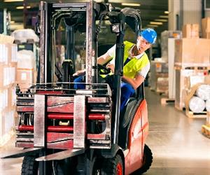 80 per cent of forklift accidents involve a pedestrian.
