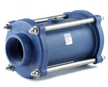 Air Operated Pinch Valves | Series Air Pinch