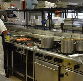 Food with purpose at Acacia Prison