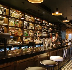 Bar Torino making a splash in Adelaide