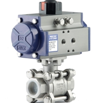 2 Way Stainless Steel Ball Valve | Series BLS