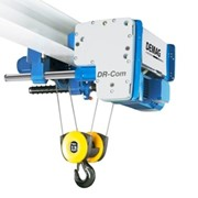 Rope Hoist with Doubled Service Life | Demag DR-Com
