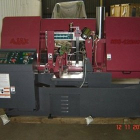 Column Type NC Hitch Feed Bandsaws