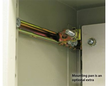 Monarch IP mounting rails
