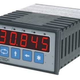 Universal Process Indicator & Digital Totaliser | Model 5600 - Instrotech Australia