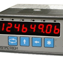 8 Digit Led Universal Process Indicator | Model 8001 - Instrotech Australia