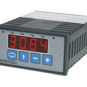 4 Digit Panel Mount LED Load Cell Indicator | Model 4004 - Instrotech Australia
