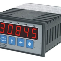 Load Cell Panel Mount 5 1/2 Digit Indicator | Model 5004 - Instrotech Australia