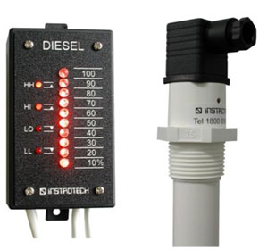 Diesel Tank Level Systems | Model 1684A10L - Instrotech Australia