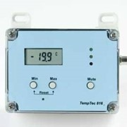 Temperature Datalogger with External Thermistor Sensor | TempTech 816