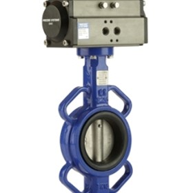 Cast Iron Butterfly Valve | Series BFK