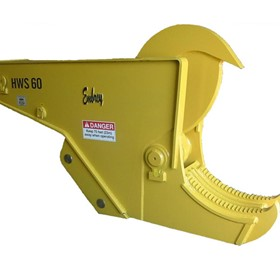 Embrey Hydraulic Wood Shears | HWS