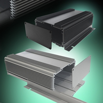 New Extruded Aluminium Hammond Enclosures | 1455 series