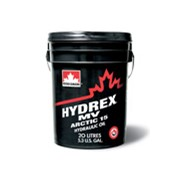 Wide Temperature Range Hydraulic Fluids | HYDREX MV