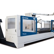 CNC Bed Mill | Sachman 3 + 2 Axis Model TS10