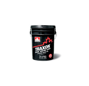 Gear Oil | TRAXON 85W-140