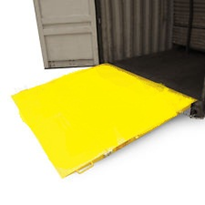 Ground Level Container Ramp | TLS