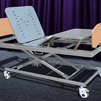 Electric Aged Care Bed | Low Height Bed | Mac-1