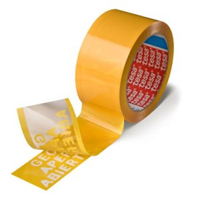 Tamper Proof Carton Sealing Tape 64007