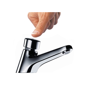 Self Closing Tapware & Bubblers | Time Flow Tapware