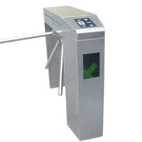 Tristar J18 AT Stainless Steel Weatherproof Waist Height Turnstile