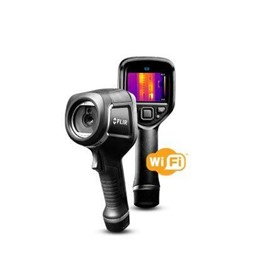 Infrared Camera with Extended Temperature Range | E8-XT