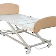 Carewell Health Single Size Hospital Bed | Oden CWB500 Grey