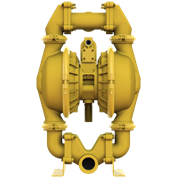 Air Diaphragm Pumps | E2 2″ Flap Vlave