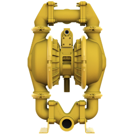Versa-Matic | Air Diaphragm  Pumps |  E2 2″ Flap Vlave