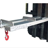 Forklift Tow Jib Attachment