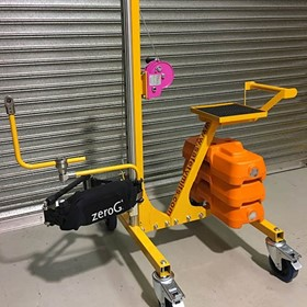 Workshop Tool Balancing Trolley System | Zero G