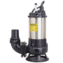 Submersible Pumps - Davey Cutter Shredder Pumps