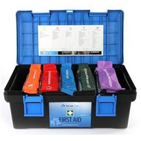 Workplace First Aid Toolbox