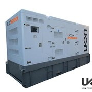 Diesel Power Generators | LC650C