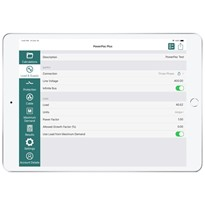 PowerPac 7 Plus App for tablets