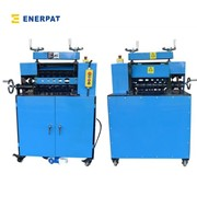 UK Enerpat Cable Wire Recycling Machine, 90mm cable wire peeler