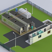 Transportable Wastewater and Sewage Plants | BioBox