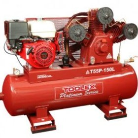 Honda Air Compressor | Toolex Platinum Series | T55PES-150L
