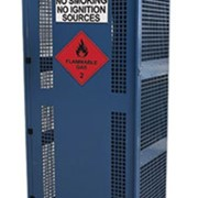 4 x G/G2 High Pressure Gas Cylinder Cage | Manufactured In Australia