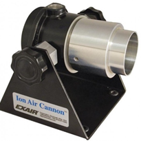 New Anti-Static Ion Air Cannon is CE, UL and RoHS Certified