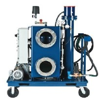 Vacuum Dehydration System/Oil Filtration Equipment | HiVAC Series