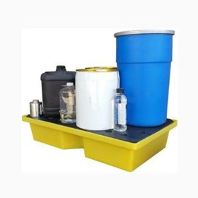 Extra Large Mini-bund Spill Tray | 60 Litre