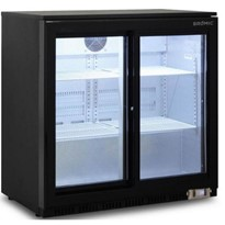 Bromic Back Bar Display Chiller 190L Sliding Door - BB0200GDS