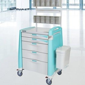Bravo Anaesthesia Cart