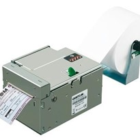 Custom KPM302 Thermal Transfer Kiosk Ticket Printer