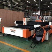TAYOR TP Tube & Plate Laser Cutting Machines