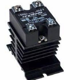Single Phase Proportional Controller with Heatsink | HS211 + 10PCV2425