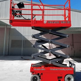 Aspac | Electric Drive Slab Scissor Lift | PEGASUS 1330