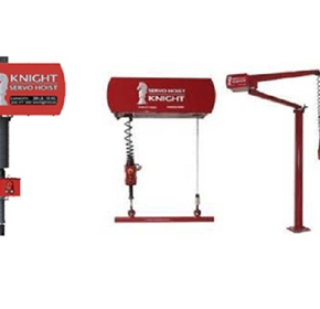 Electric Servo Hoist Systems | Knight